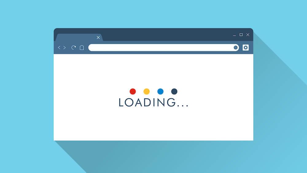 Важность скорости загрузки сайта